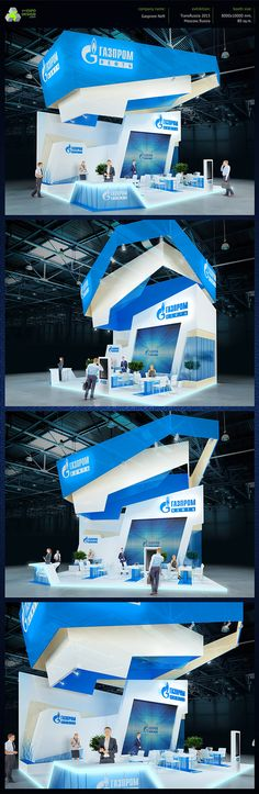 Gazprom on Behance - Like the multi height hanging structures
