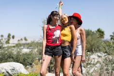 Under the Cali Sun: Coachella Style