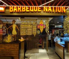 buffet grill barbeque restaurant near you. Exciting Offers on lunch dinner with our trademark. I Grill, Smoke Grill, Grilling, Fast Food Franchise, Barbeque Nation, Starter Dishes, Barbecue Restaurant, Vegetarian Menu