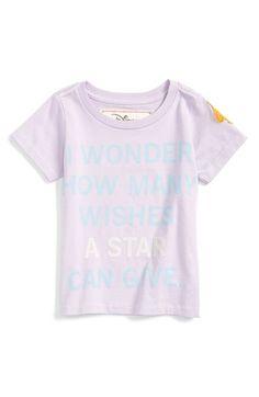 Peek+ Wishes +Pima+Cotton+Tee+(Baby+Girls) ec1a76b4d