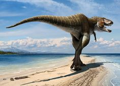 'Gore King' A New tyrannosaur species discovered