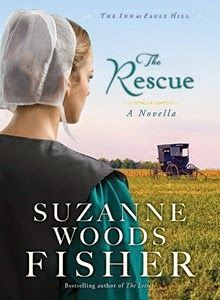 The Rescue (The Inn at Eagle Hill) by Suzanne Woods Fisher   http://www.faithfulreads.com/2014/05/thursdays-christian-kindle-books-late_8.html
