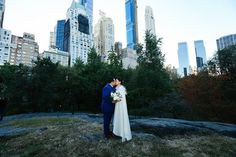 Ysabelle and Rudy's Cop Cot Wedding in October   Weddings in Central Park, New York October Wedding, Fall Wedding, Central Park Weddings, Top Wedding Trends, October Fall, New York, Pretty, Style, Blush Fall Wedding