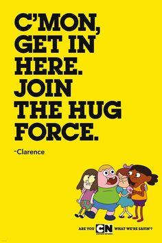 clarence cartoon network