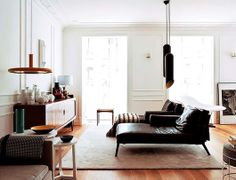 leather chaise lounges