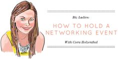 Want to start your own Biz Ladies event? Here are 5 simple steps to get you there.