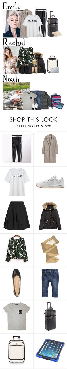 """""""Tuesday // Early Flight to Barcelona & Touring La Sagrada and Buildings Built by Antoni Gaudi // 12/20/16"""" by graywolf499 ❤ liked on Polyvore featuring adidas, Reebok, Alexander McQueen, Chloé, H&M, STELLA McCARTNEY, River Island, Vinyl Revolution and BayerFamilyTravels"""