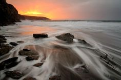 Rocky Bay sunrise Photo by Vytenis Malisauskas -- National Geographic Your Shot