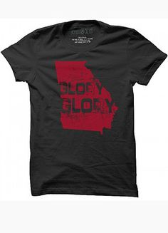 Glory Glory Tee - Twelve Saturdays