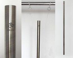 Solfeggio chakra wind chimes sound energy by Stonevibration Handmade Market, Handmade Items, Handmade Gifts, Long Term Illness, Om Mantra, Wind Chimes Sound, Sound Bath, Paper Light, Craft Sale