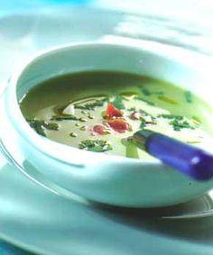 Tuinbonen-soep zelf maken