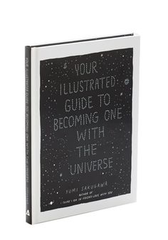 Your Illustrated Guide To Becoming One With The Universe. Begin your journey through this hardback handbook and begin to feel connected with the force that bonds all things together tout suite! #multi #modcloth