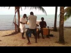 Traditional dance in Belize