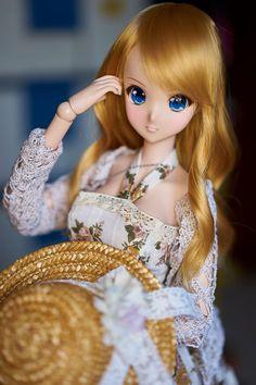Smart Doll Kizuna Yumeno by William Wong