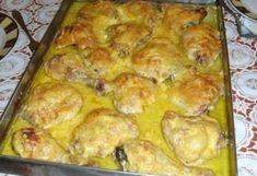 Mustáros-fokhagymás mártásban sült csirkecombok recept képpel. Hozzávalók és az elkészítés részletes leírása. A mustáros-fokhagymás mártásban sült csirkecombok elkészítési ideje: 65 perc