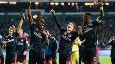 3:1 - Der HSV gewinnt das Nordderby - DANKE JUNGS !! ... nur der HSV !!