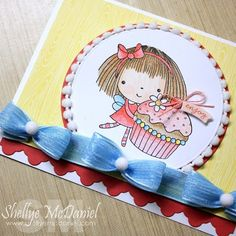 Bow Making for Cards