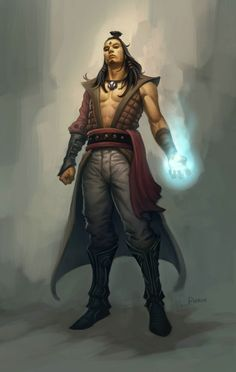 Wizard Male - Pictures & Characters Art - Diablo III
