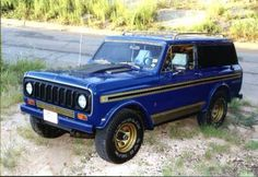 Id give a body part to have this 😍 International Scout, International Harvester, Bad Boys, 4x4, Scouts, Rock, Boy Scouts, Skirt, Locks