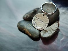 Father's Day Keychain  Daddy's Little Girl Key by DistinctlyIvy via Etsy.  Thinking about this for Dave for Fathers Day.