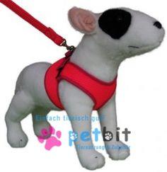 Comfy-Harness Mesh Fluo Pink klasse Hundegeschirr aus Mesh - Comfy-Harness Mesh Fluo Pink klasse Hundegeschirr aus Mesh