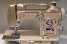MI Vintage Sewing Machines: White 764 (1964)
