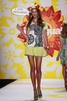 DESIGUAL - Spring Summer 2015 - New York Fashion Week