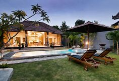 Villa Charles - is strategically located in a peaceful area of Seminyak, Bali, only 10 minutes drive from the popular side of Kuta and 20 minutes from the airport. Located just just footsteps away to the popular restaurants and boutique shops on Jalan Seminyak