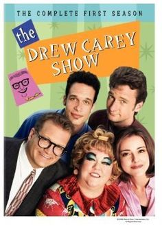The Drew Carey Show (TV series 1995) About friends in Cleveland Ohio