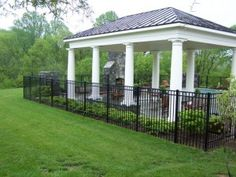 Many fencing applications considered for these projects actually fit the bill for commercial railing.