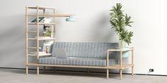 WAN INTERIORS Furniture, Sofas Herb Sofa