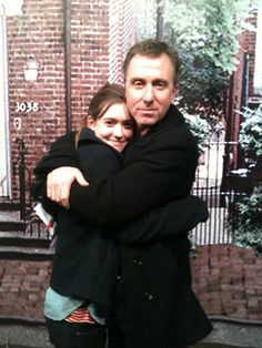 They're perfect dynamic for my Merlin & Alice — Dr. Cal Lightman (Tim Roth) with his daughter, Emily Lightman (Hayley McFarland). Hayley Mcfarland, Saga, Falling Skies, Reservoir Dogs, Tim Roth, Good Genes, Lie To Me, Me Tv, British Actors