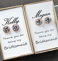Bridesmaids Jewelry Set