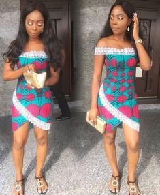 Short Ankara Gowns for Hot Chics Short African Dresses, Ankara Short Gown Styles, Trendy Ankara Styles, Short Gowns, Latest African Fashion Dresses, Ankara Gowns, African Print Dresses, African Print Fashion, Africa Fashion