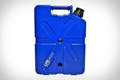 LIFESAVER Jerrycan Water Purifier - Military Spec, Heavy Duty Water Purifier for Overlanding, Camping, Hiking, Emergency Preparedness and Survival Kit Camping Survival, Survival Prepping, Emergency Preparedness, Survival Gear, Camping Gear, Emergency Water, Urban Survival, Outdoor Survival, Camping Hacks