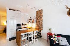 Стильная кухня 16 кв.м (10 фото)
