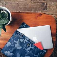"The @madebyfabrix Camo Couture folio case that comes with water resistant nylon quilted paddings give that extra layer of protection for your 13"" laptop and other important documents when you are on the go. Shop now at the Assembly Store. (Photo credits: @madebyfabrix) ‪#‎theassemblystore‬ ‪#‎madebyfabrix‬ ‪#‎fashion‬ ‪#‎style‬ ‪#‎foliocase‬ ‪#‎camo‬ ‪#‎acccessories‬"