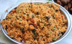 Bulgur: živiny, výhody a príprava - Mediterranean Diet Recipes Diabetic Snacks, Diabetic Recipes, Bulgur Salad, Mediterranean Diet Recipes, Healthy Foods To Eat, Stay Healthy, Paleo Diet, Paleo Food, Diet Foods