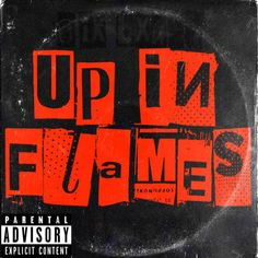 The Determined Singer 6IX LXNER is Making People Mad with his Track 'Up In Flames' #AlternativeRockSong #PopSong #LatestTrack #UpcomingSinger #6IXLXNER Alternative Rock Songs, Pop Songs, Parental Advisory, Mad, Track, Singer, People, Runway, Singers