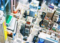 Olivo Barbieri's site specific_NEW YORK CITY 07