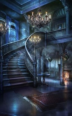 architecture old gothic castles Brierwell Fantasy Places, Fantasy World, Dark Fantasy, Episode Backgrounds, Gothic House, Gothic Castle, Dark Castle, Anime Scenery, Fantasy Landscape