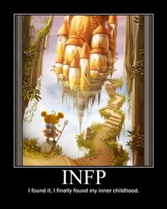 Introverted Intuitive Feeling Perceiving  Personality Type MBTI