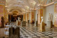 State Hermitage Museum and Winter Palace [St. Petersburg, Russia]