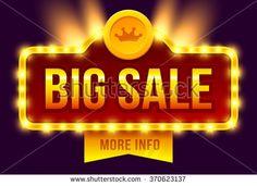 stock-vector--retro-sign-with-lamp-big-sale-banner-vector-illustration-design-flayer-web-poster-design-370623137.jpg (450×327)