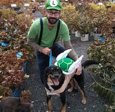 Friends of PAWS Chicago celebrating Halloween!