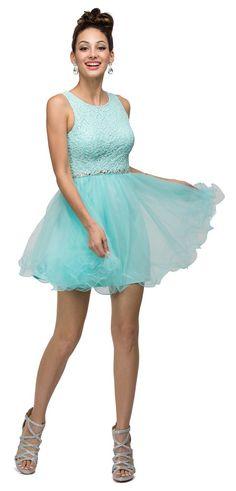 Elegant Gorgeous Sleeveless Cocktail Dresses Formal Homecoming