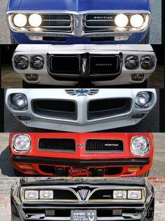 PONTIAC FIREBIRD CLASSIC CARS