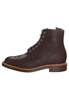 Mark McNairy COUNTRY BROGUE - Boots - brown