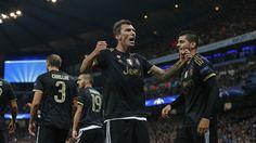 Che Juve con Mandzukic e Morata! 2-1 al City - Corriere dello Sport #championsleague