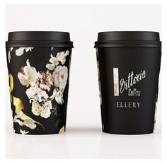 Vittoria coffee cups
